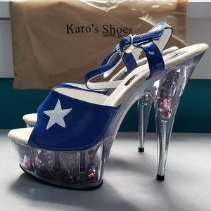 Karo Stiletto All American Heels